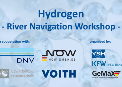 Hydrogen – River Navigation Workshop